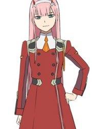 Зеро Ту (Zero Two) — Персонаж — AnimeGO