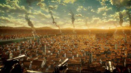 Кадр 2 из Вторжение гигантов