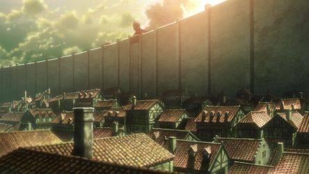 Кадр 2 из Вторжение гигантов: Крылья свободы
