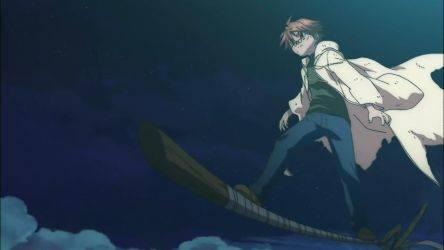 Кадр 1 из Волшебный учитель Нэгима! Белые крылья
