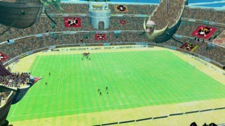 Кадр 1 из Ван-Пис: Футбольный король мечты