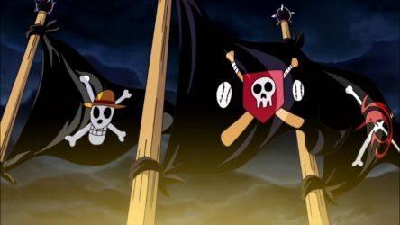 Кадр 4 из Ван-Пис: Цельсь! Пиратские короли бейсбола