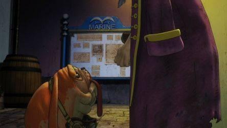 Кадр 4 из Ван-Пис 3D: Погоня за соломенной шляпой