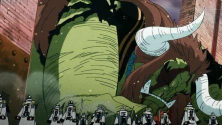 Кадр 3 из Ван-Пис 3D2Y: Пережить смерть Эйса! Обещание Луффи своим накама