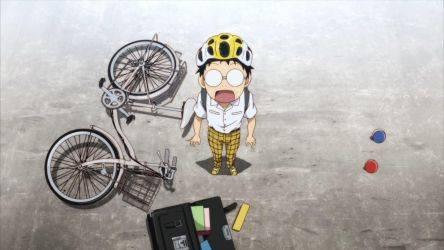 Кадр 1 из Трусливый велосипедист фильм
