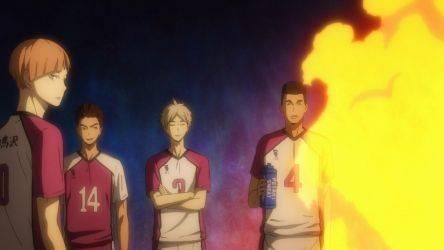 Кадр 3 из Волейбол!! 3
