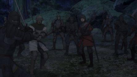 Кадр 2 из Берсерк: Золотой Век II — Битва за Долдри