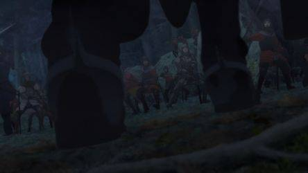 Кадр 3 из Берсерк: Золотой Век II — Битва за Долдри