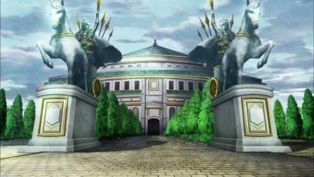 Кадр 3 из Врата: Там бьются наши воины — Огнедышащие драконы