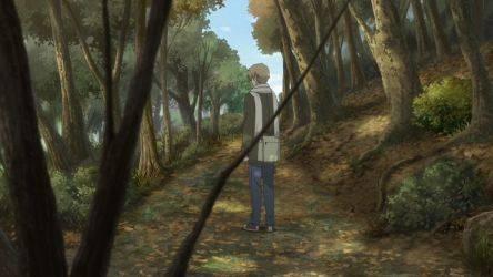 Кадр 3 из Тетрадь дружбы Нацумэ 5: Спешлы