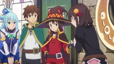 Кадр 2 из Этот замечательный мир! OVA