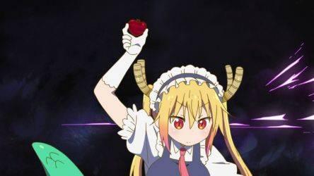 Кадр 4 из Дракон-горничная Кобаяши OVA