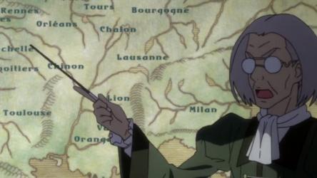 Кадр 3 из Улисс: Жанна д'Арк и рыцарь-алхимик