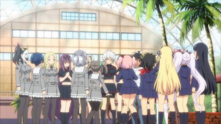 Кадр 1 из Секретное назначение девушек-ниндзя OVA