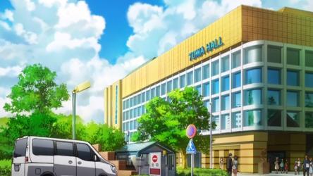 Кадр 1 из Твоя апрельская ложь OVA