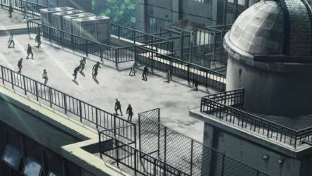 Кадр 2 из Школа мертвецов