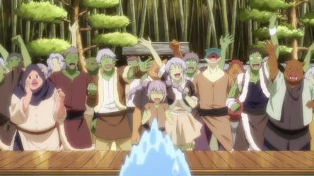 Кадр 3 из О моём перерождении в слизь OVA