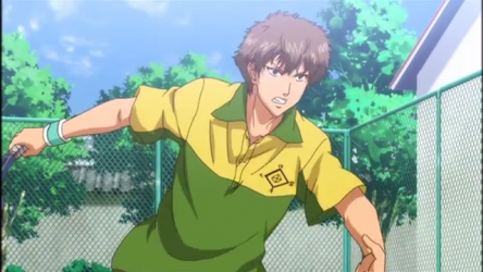 Кадр 1 из Принц тенниса: Другая история 2